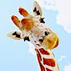 stock- giraffe