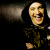 Tom Hardy is laughing
