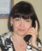 Лариса Коркино с телефоном