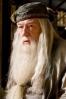 Dumbledore upset