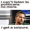 Seizure by me