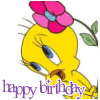 Happy Birthday Tweety