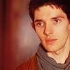 Evenstar: Merlin- Merlin sad