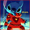 Sin: ahem - stitch wants to say something