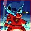 Sin: ahem - stitch wants to say something