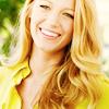 enchantedlines: Blake Lively - Bright and Happy