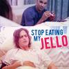 Dr. Spencer Reid - Jello