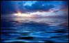 небо-море