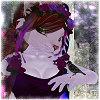 Fae kitty of Roses and Columbine, on Secondlife