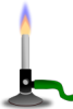 pic#111812164 bunsen burner