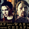 War is Never Cheap Here