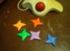 ninja stars!!