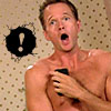 Barney Stinson2, How I Met Your Mother, Oops, Afraid, Embarrassed