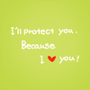 stock ▶ i'll protect you