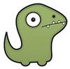 Dinosaur: green derp
