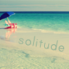 Beach - solitude