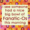 fanatic-o's