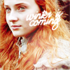 ASOIAF - Sansa (winter is coming)