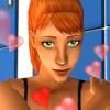 Nina shy