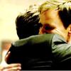 Sholio: WhiteCollar-Peter Neal hug