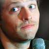 Do you kiss your mother with that mouth?: Misha-- huh?