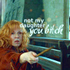 movie // potter // not my daughter