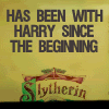Just a story in the end.: Slytherin >> Since the beginning