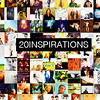 20 inspirations 20 icons
