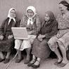 Бабульки с компьютером