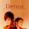 samanthahirr: Diptych
