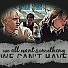 Ship: Dramione-want