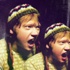 Ron Weasley II The lion