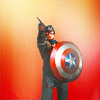 Anya Chutney: MOVIES Captain America