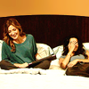 Icepixie: [R&I] Jane Maura bed laughing