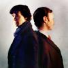 acolyte33: Sherlock - Back to back