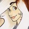 "Mika ""Mimi"" Whitepaws: Saucy smile--don't expect it to last"