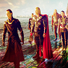 Anya: marvel → asgardians