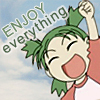 enjoy everything yotsuba