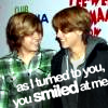 vivid_moment: sprouse; smile