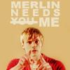 Natalie: BJ/CM: Merlin needs Arthur