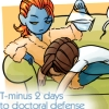 T-Minus 2 Days: sibling!Xavier, charles+raven: t-minus