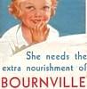 vintage ads, Bournville