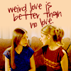 Buffy Dawn sister love. S5, Buffy Dawn