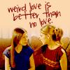Buffy Dawn sister love. S5, Buffy Dawn