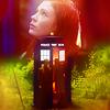 Caroline: DW - Amy and TARDIS
