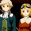 Ginji - Siblings in blood and aviation