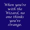 --♫ Anna--: Wizard