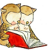 Reading, Books, Book Cuteness