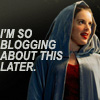 Illegibly Smirk: Merlin - blogging