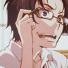 ao no exorcist, learning, nerdy, studious!, Rin